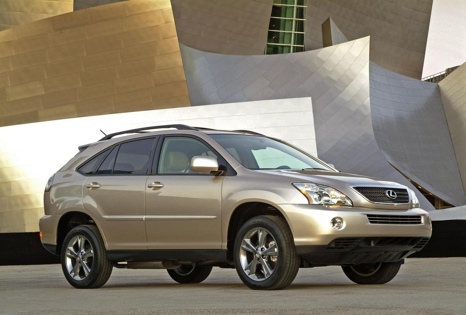 2007 lexus rx 400h picture 101486 car review top speed. Black Bedroom Furniture Sets. Home Design Ideas