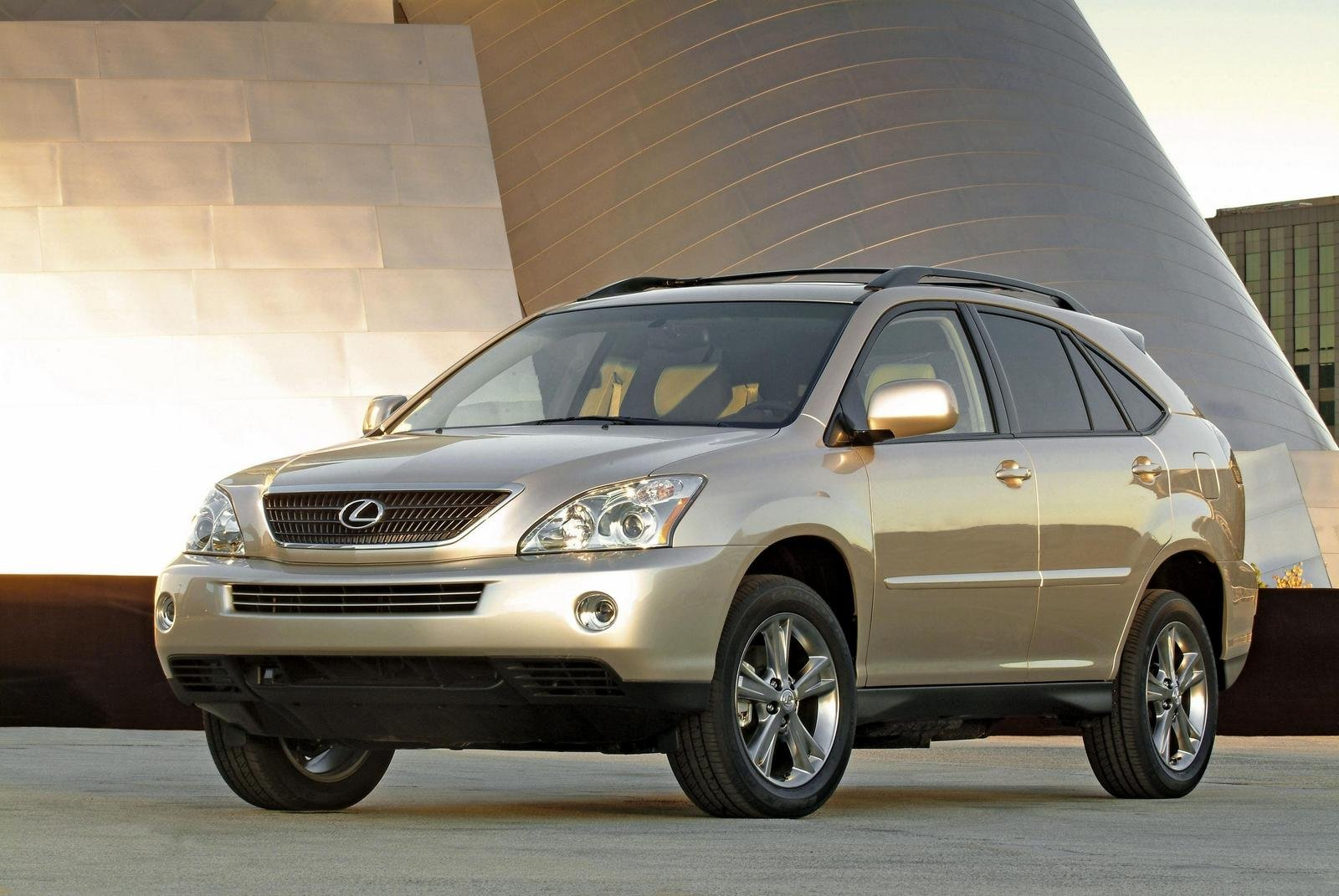 2007 lexus rx 400h picture 101489 car review top speed. Black Bedroom Furniture Sets. Home Design Ideas
