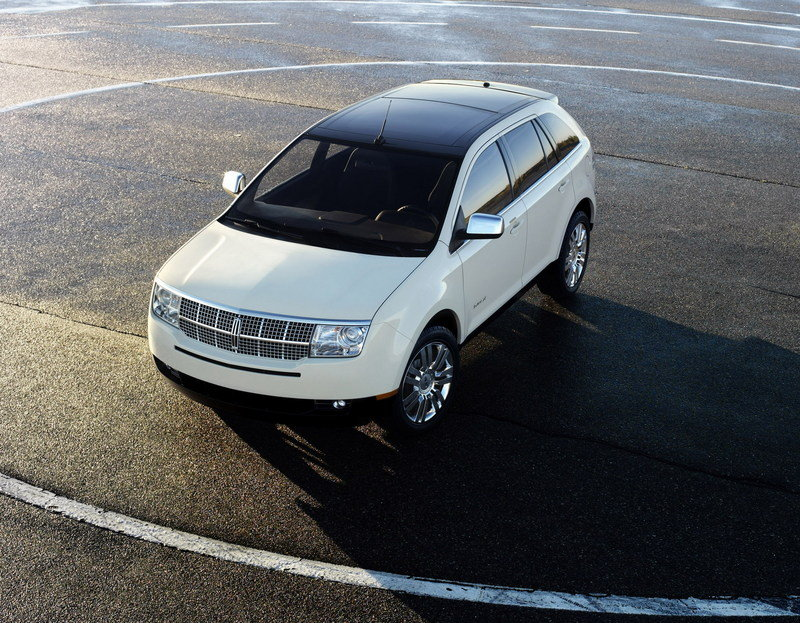 2007 Lincoln MKX priced under $35000