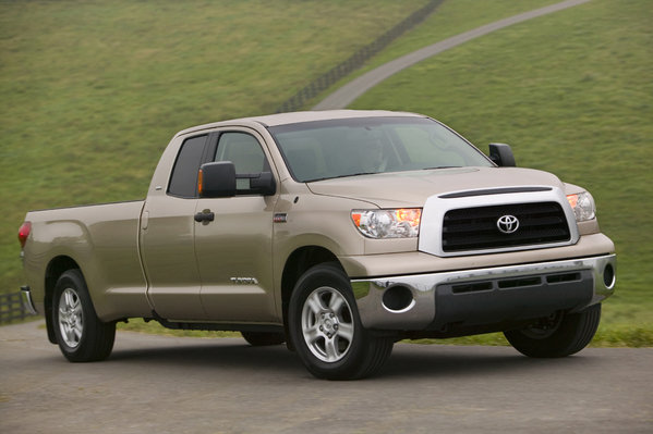 2007 Long Based Toyota Tundra Full-Size Pickup Truck Review - Top Speed