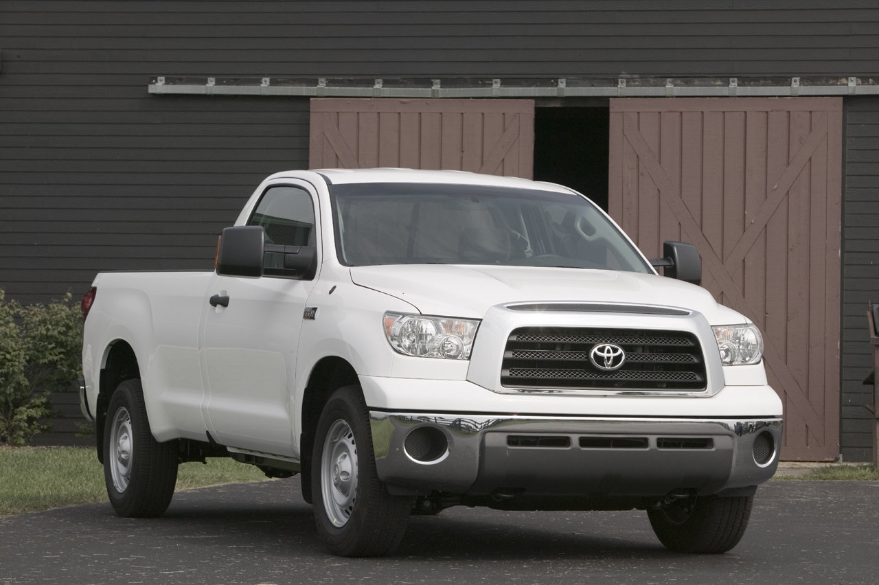 2007 long based toyota tundra full size pickup truck picture 98769 car review top speed. Black Bedroom Furniture Sets. Home Design Ideas