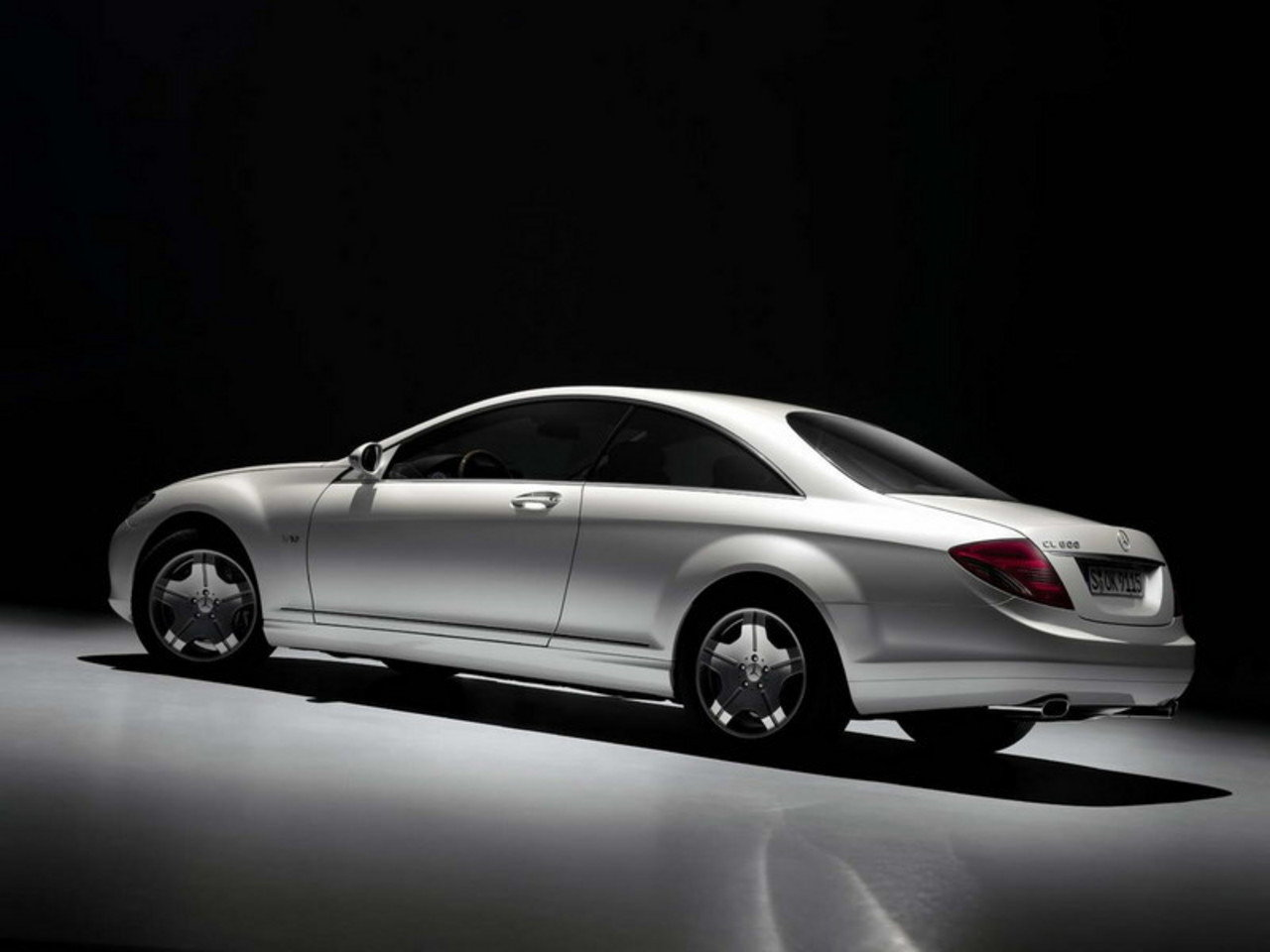 2007 Mercedes-Benz CL 600 AMG Sport Package