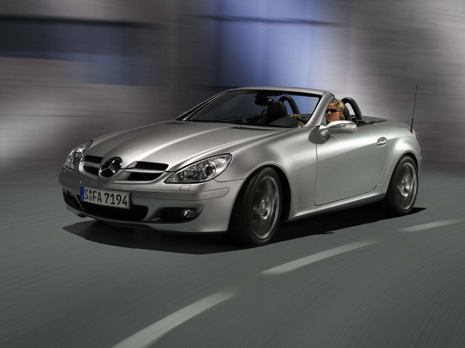 2007 mercedes benz slk class showcar slk edition 10 review top speed. Black Bedroom Furniture Sets. Home Design Ideas