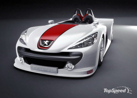 Peugeot 207. peugeot 207 spider picture