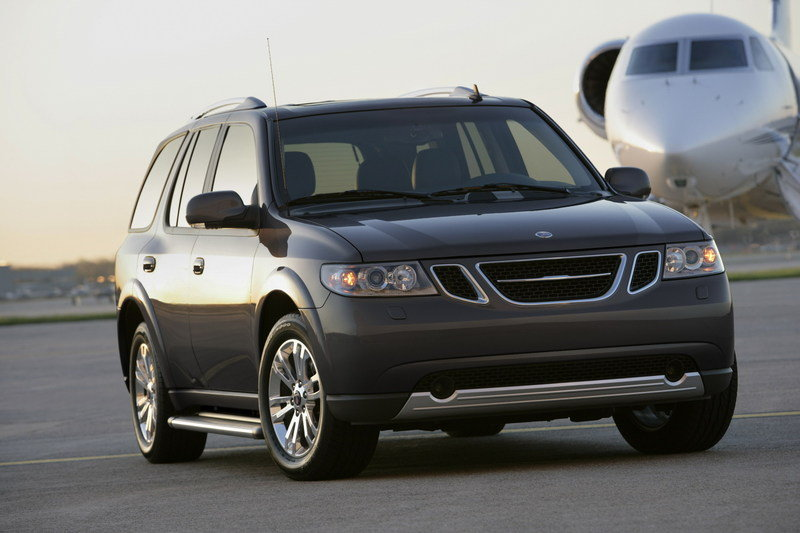 2007 Saab 9-7X Altitude Edition