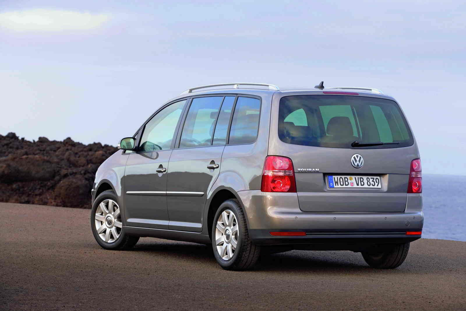 2007 volkswagen touran picture 101054 car review top speed. Black Bedroom Furniture Sets. Home Design Ideas