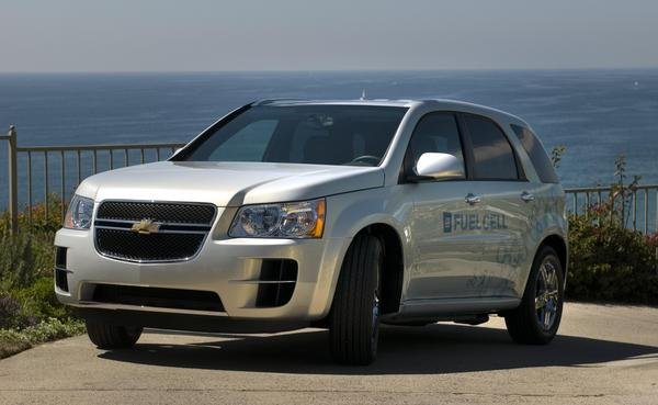 Chevrolet To Launch World S Largest Fuel Cell Vehicle