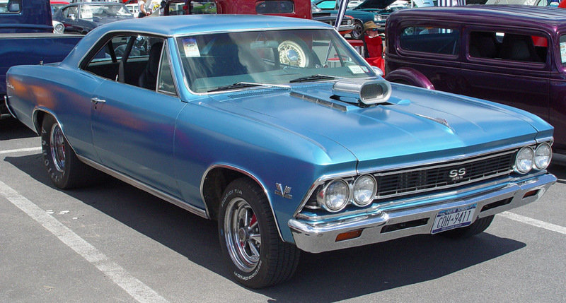 1966 Chevrolet Chevelle SS - image 103215