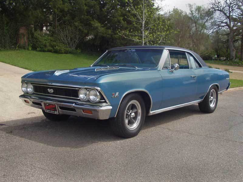 1966 Chevrolet Chevelle SS - image 103216