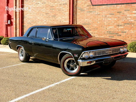 The Chevrolet Chevelle debuted for the 1964 model year as a mid-size