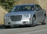car of the year Chrysler 300C