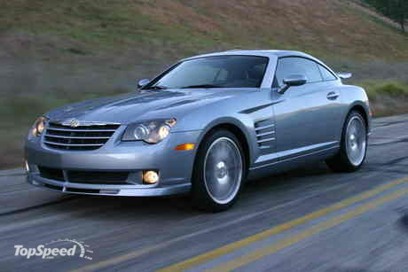 Chrysler Crossfire Top Review