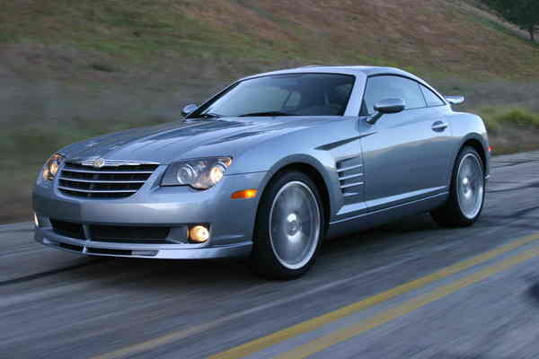 2006 chrysler crossfire srt6. 2006 chrysler crossfire srt6