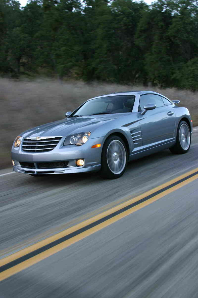 2005 chrysler crossfire srt 6 picture 108563 car review top. Cars Review. Best American Auto & Cars Review