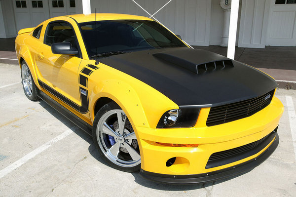 2006 Ford Mustang By Cragar News Top Speed