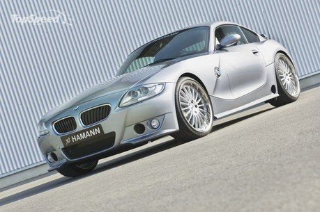 bmw z4 m coupe. hamann mw z4 m coupe picture