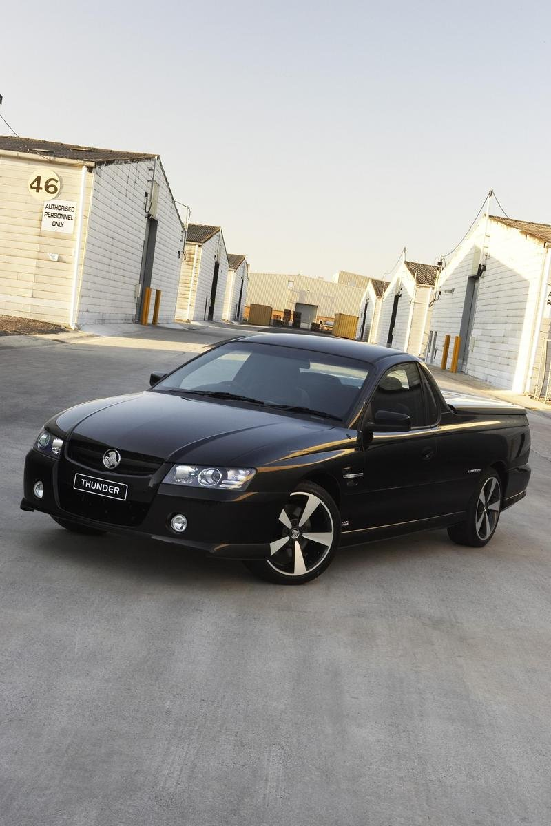 2006 Holden SS Thunder Ute Special Edition