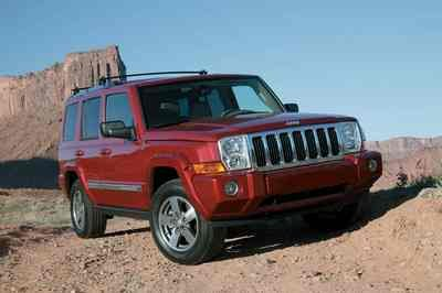 2006 jeep commander top speed Chrysler Pacifica Ground Effects