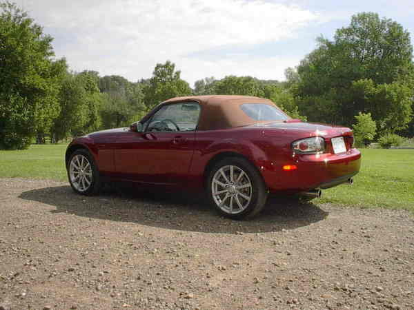 2006 mazda mx 5 gt car review top speed. Black Bedroom Furniture Sets. Home Design Ideas