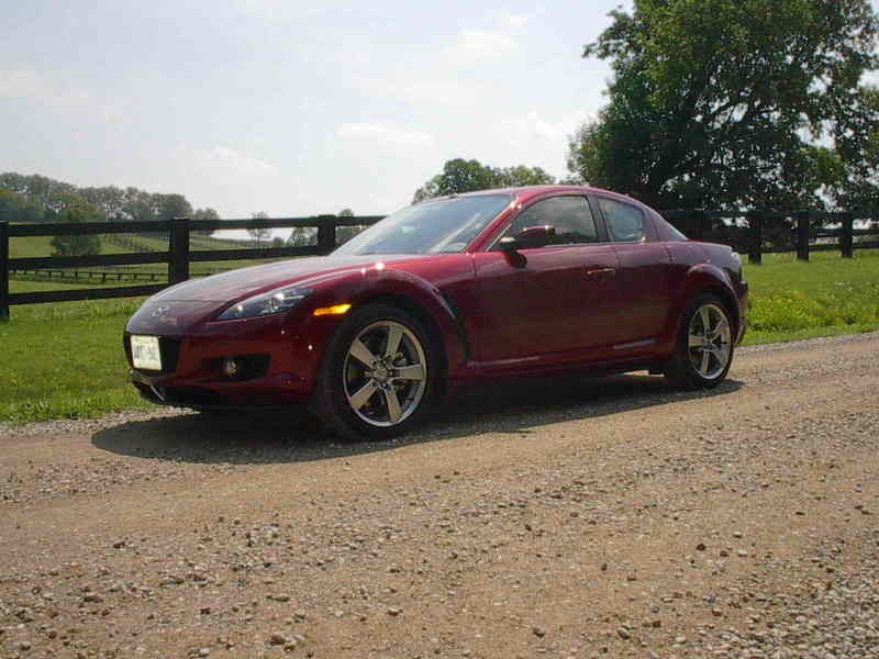 Mazda RX8 Reviews Specs  Prices  Top Speed