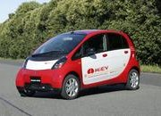 Mitsubishi innovative Electric Vehicle