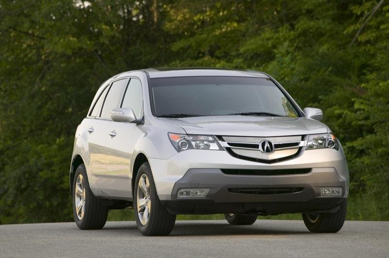 acura mdx reviews specs prices photos and videos top speed. Black Bedroom Furniture Sets. Home Design Ideas