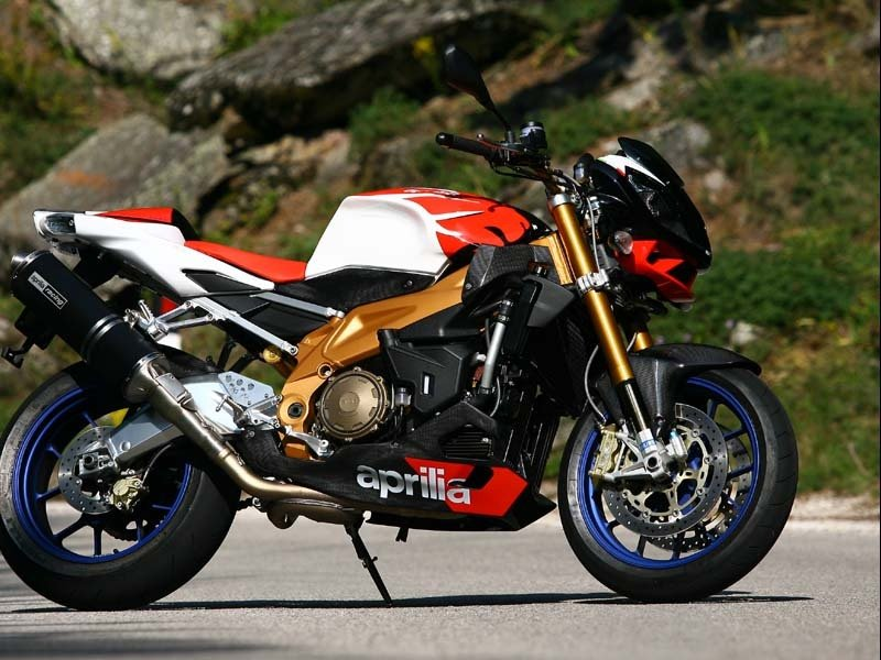 2007 Aprilia Tuono 1000 R Factory | Top Speed
