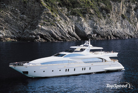 While the size of 116 Azimut will amaze you, what will win you over ...