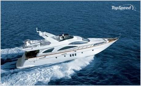 The 80 Carat from Azimut is truly the royal jewel of her class.