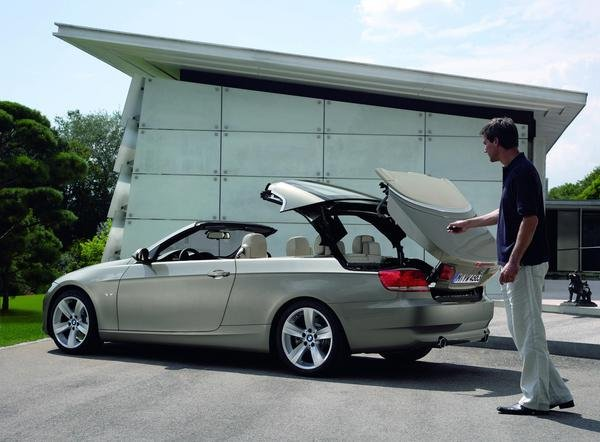 2007 Bmw 3 Series Convertible Car Review Top Speed