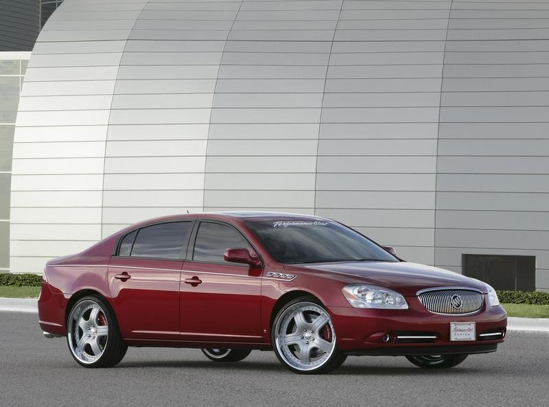 Buick Lucerne Reviews Specs  Prices  Top Speed