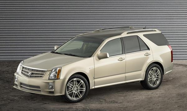 2007 Cadillac Srx Sport By Dana Buchman Review Top Speed