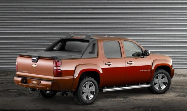 2007 Chevrolet Avalanche Z71 Plus Car Review Top Speed