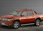 Chevrolet Avalanche Z71 Plus