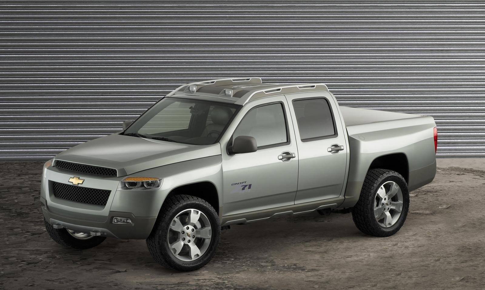 2008 Colorado Z71 >> 2007 Chevrolet Colorado Crew Cab Z71 Plus Review - Top Speed