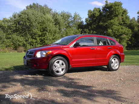 The 2007 Dodge Caliber SXT Sport certainly has the looks.