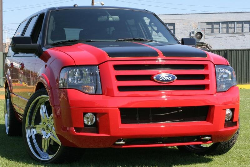 2007 Ford Expedition Concept by FunkMaster Flex