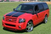 Ford Expedition Concept by FunkMaster Flex