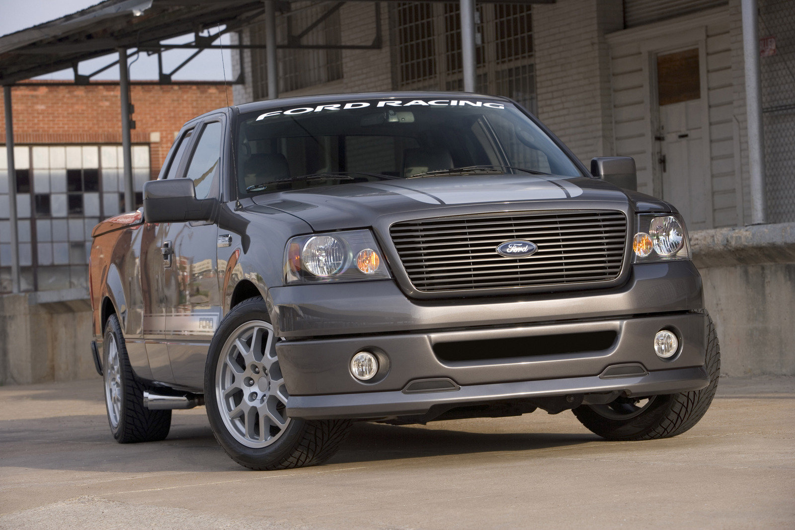 2007 ford f 150 project fx2 sport picture 108474 car review top speed. Black Bedroom Furniture Sets. Home Design Ideas