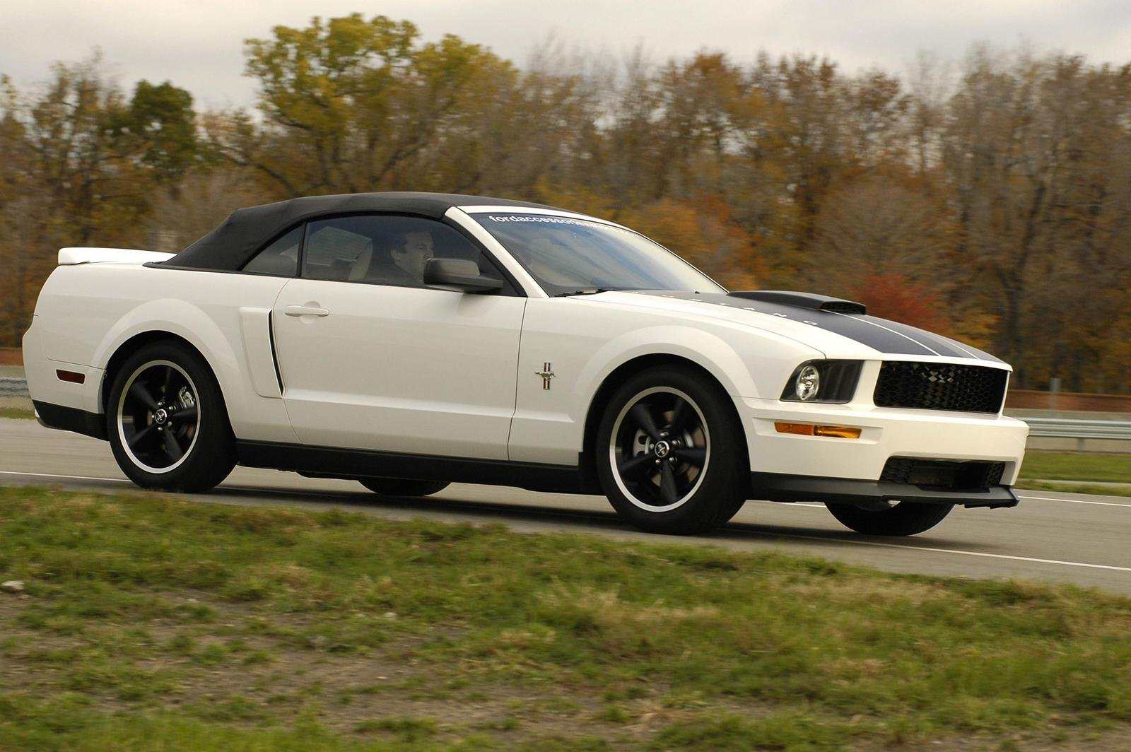 2007 ford project mustang gt picture 109138 car review. Black Bedroom Furniture Sets. Home Design Ideas