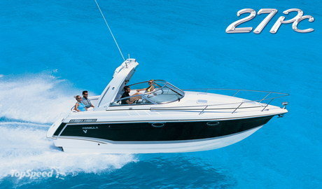 The Formula 27 PC combines the best of cruising comfort and superior ...