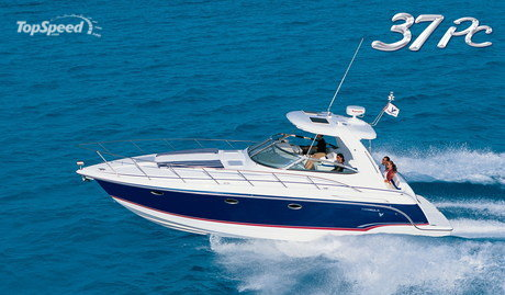 formula 37 performance cruiser picture. The exciting 37 PC measuring in ...
