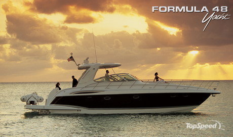 formula 48 yacht picture. Formula continues a longstanding tradition of ...