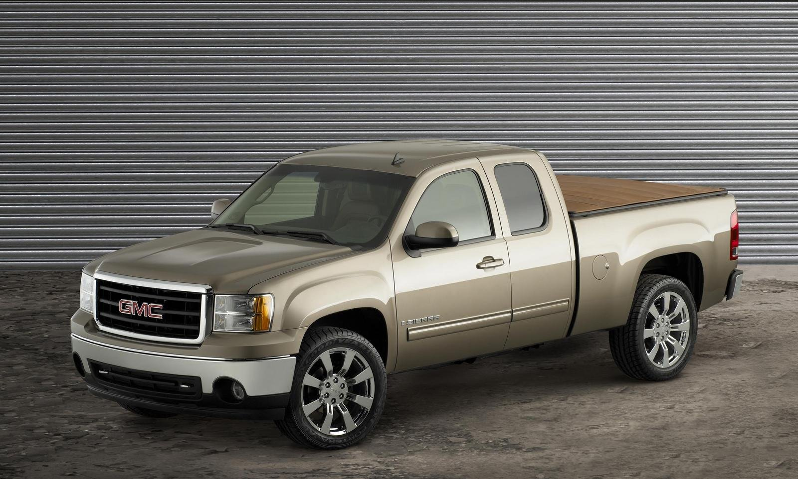 Gmc Special Edition Trucks >> 2007 GMC Sierra 1500 Texas Edition Review - Top Speed