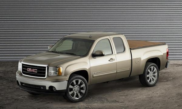 2007 gmc sierra 1500 texas edition review top speed. Black Bedroom Furniture Sets. Home Design Ideas