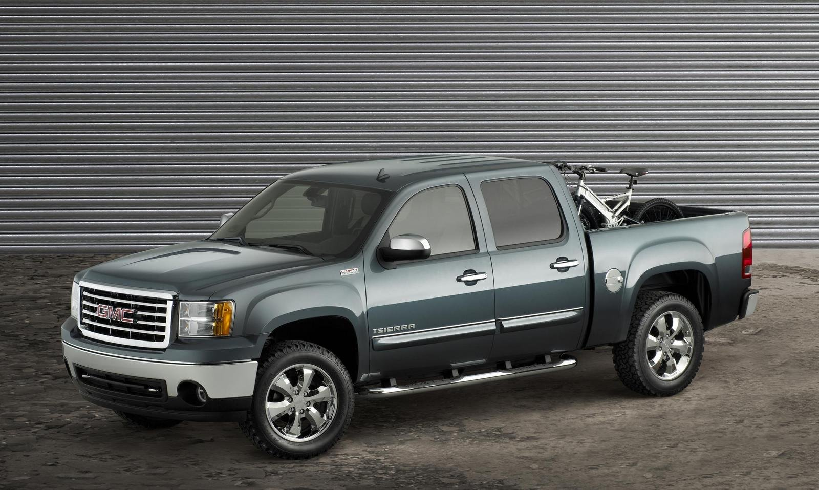 2007 gmc sierra all terrain crew cab review top speed. Black Bedroom Furniture Sets. Home Design Ideas