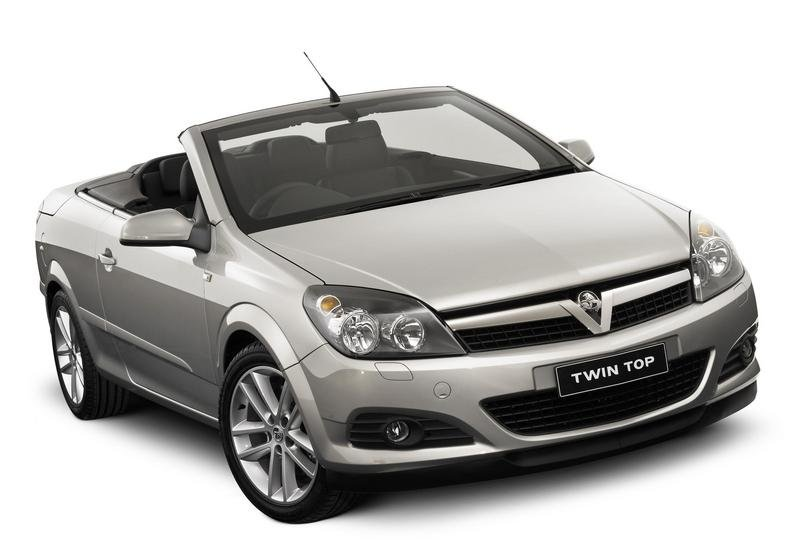 holden astra convertible. 2007 Holden Astra TwinTop