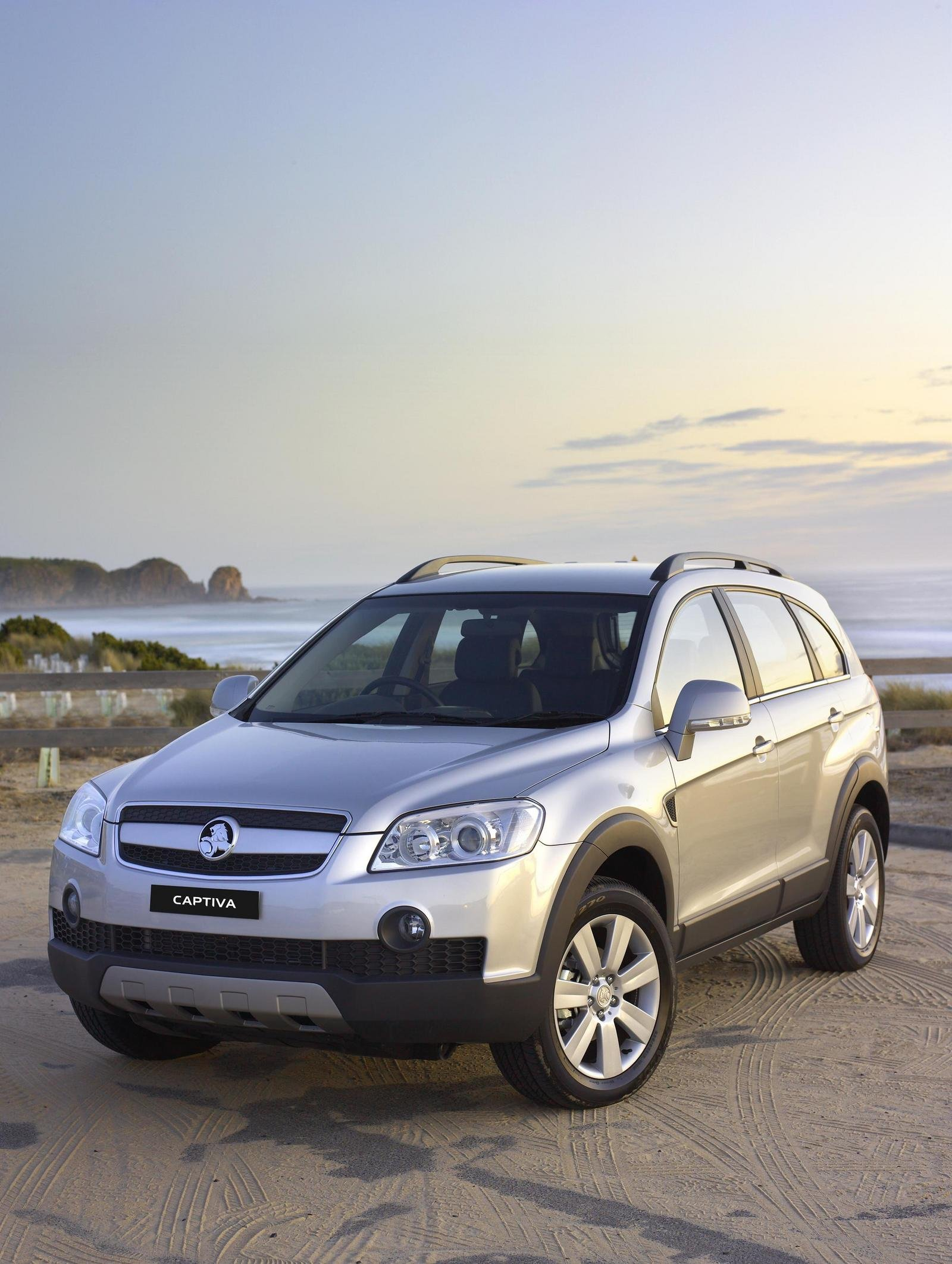 2007 holden captiva picture 102766 car review top speed