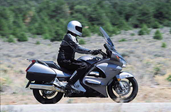 Honda Roadside Assistance >> 2007 Honda ST1300 | motorcycle review @ Top Speed