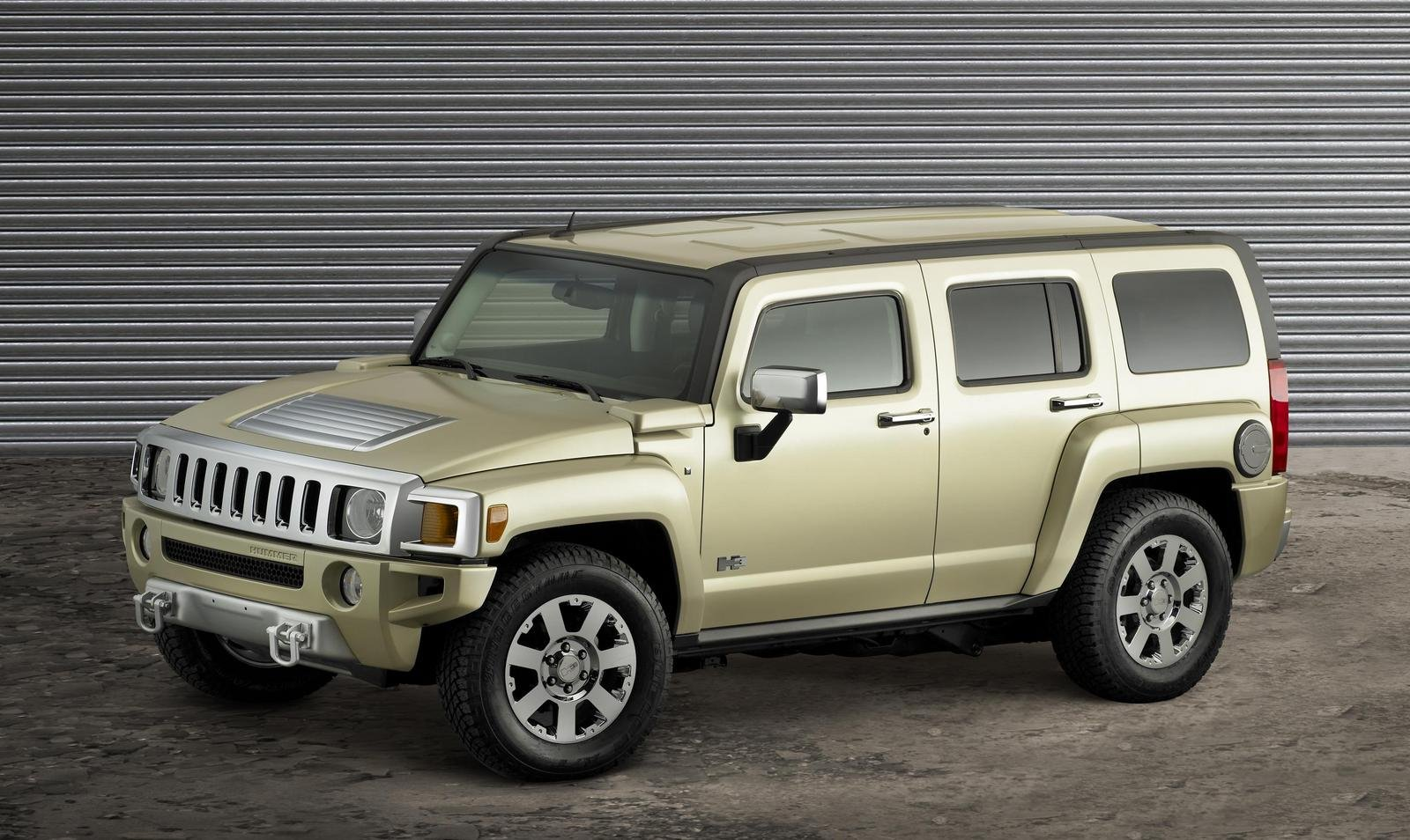 2007 Hummer H3 E85 Review Top Speed